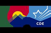 Emblem for CDE logo 2019