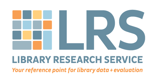 Library Research Service logo