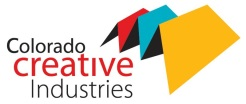 Colorado Creative Industries Logo