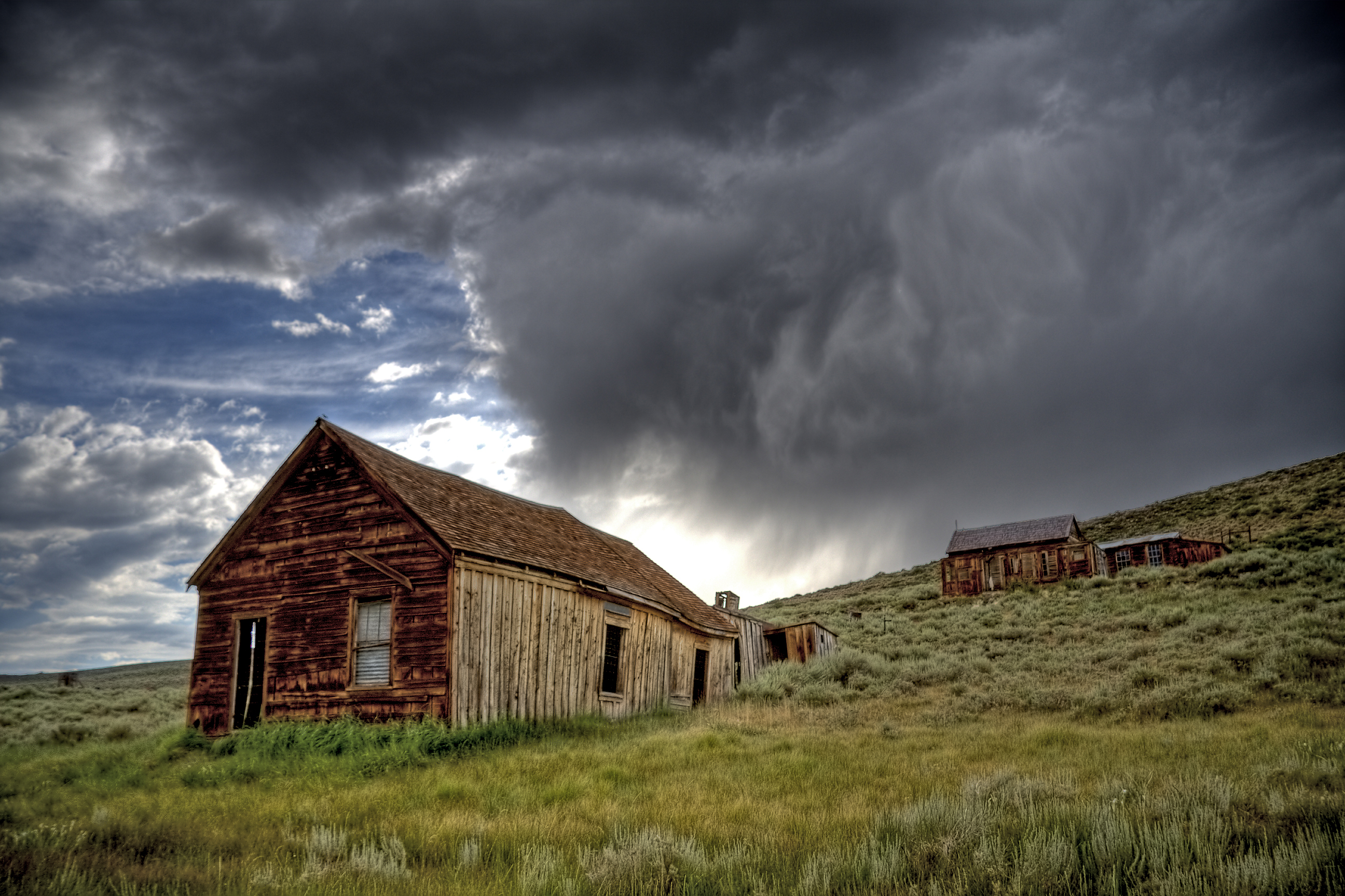Lake County, Bodie Ghost Town