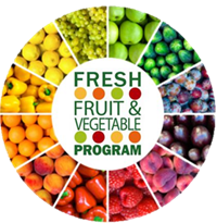 Fresh Fruit and Vegetable Program - Logo
