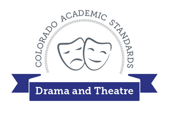 Colorado Academic Standards Drama and Theatre Arts Graphic