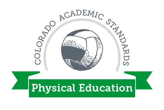 Colorado Academic Standards Physical Education Graphic
